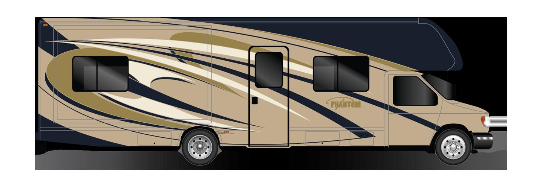 Phantom   NeXus RV   Elkhart Indiana